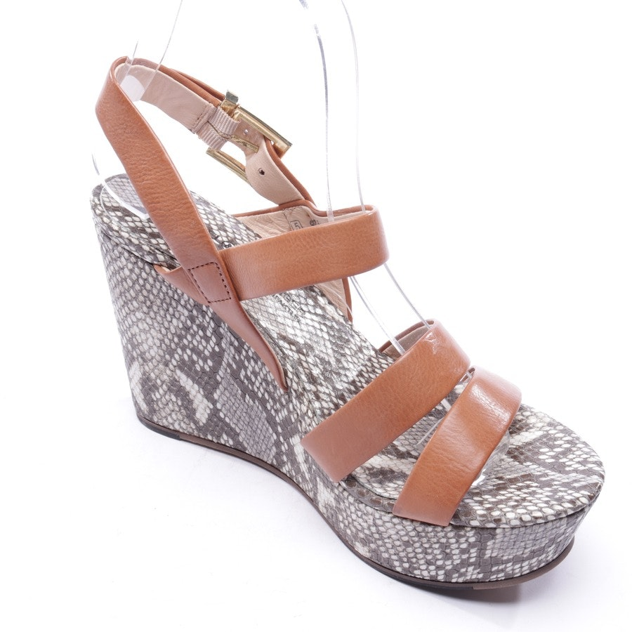 heeled sandals from Kennel & Schmenger in brown and grey size EUR 35