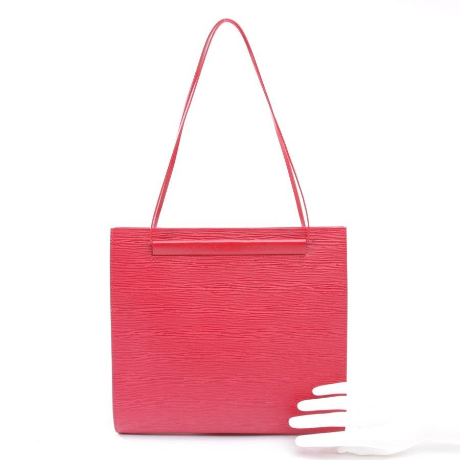 Schultertasche von Louis Vuitton in Rot