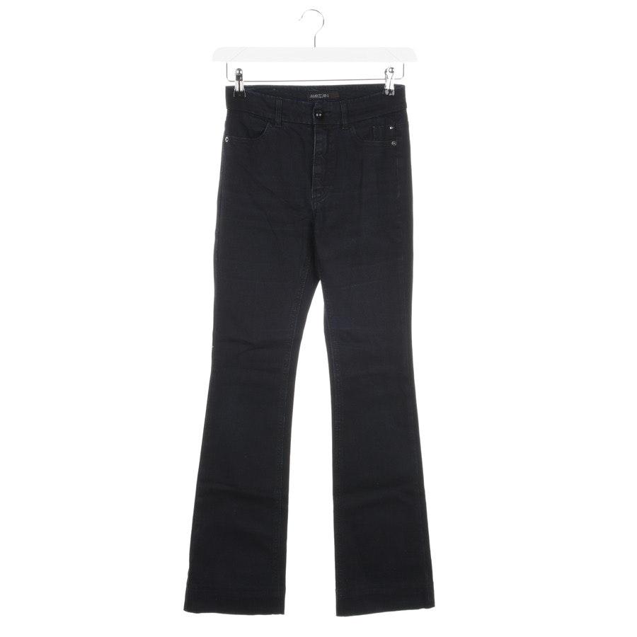 Jeans von Marc Cain in Dunkelblau Gr. 34 N1