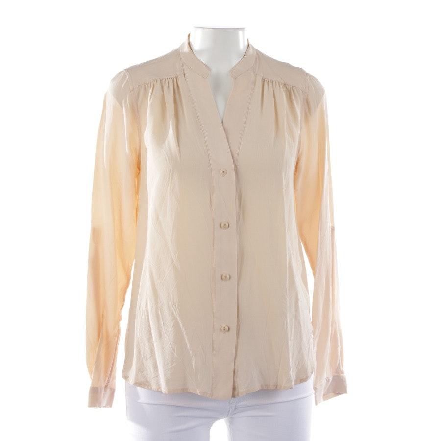 Bluse von Diane von Furstenberg in Nude Gr. 38 US 8