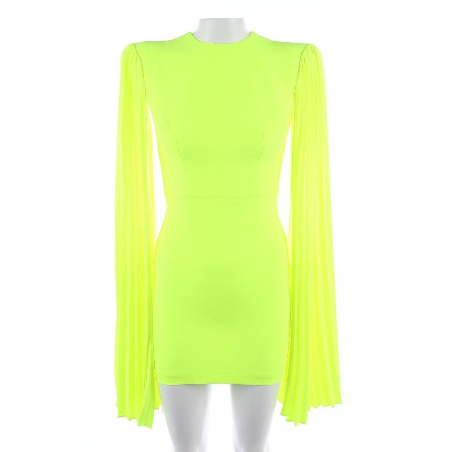 Kleid von Alex Perry in Neon Gelb Gr. 36 US 6 - Neu