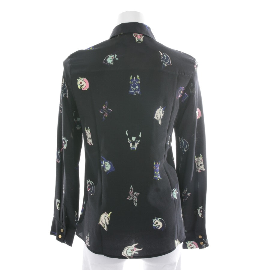 blouses & tunics from Lala Berlin in black and multicolor size XS
