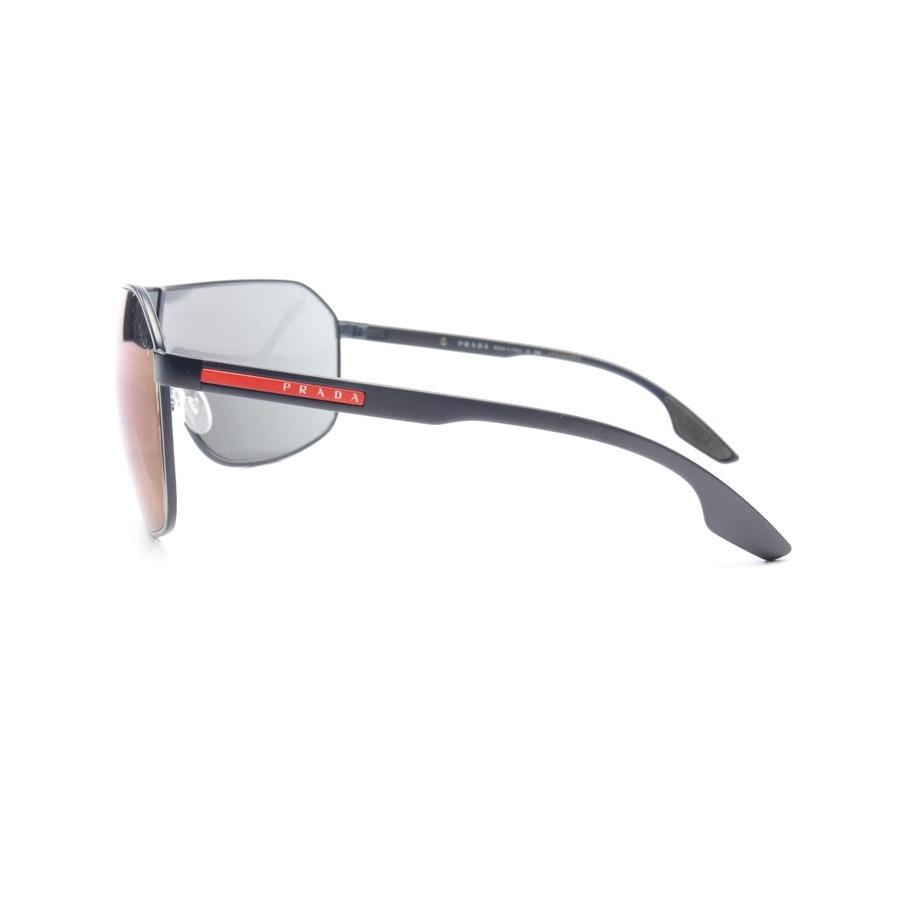 Sonnenbrille von Prada Linea Rossa in Dunkelblau - SPS53V - Neu