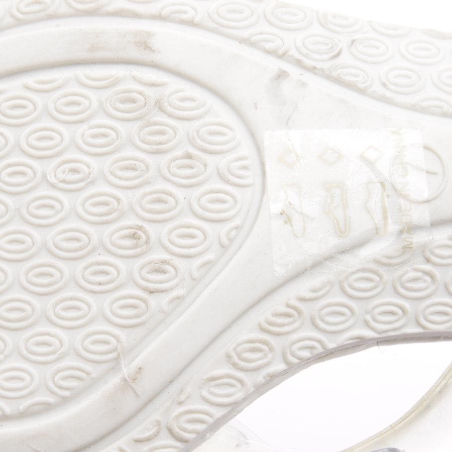 Sandaletten von Blumarine in Weiß Gr. EUR 39