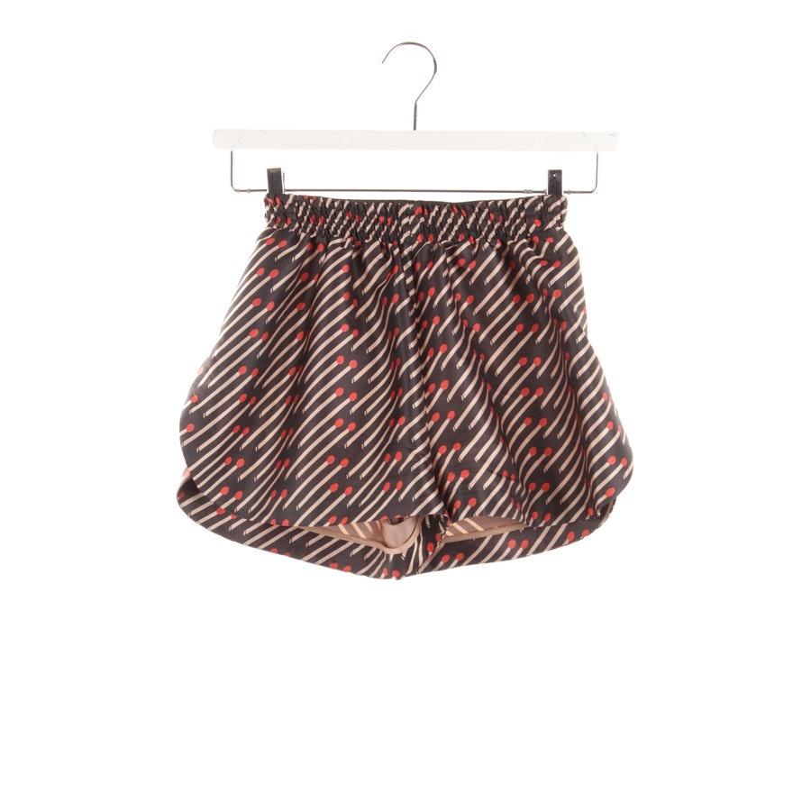 Shorts von Stella McCartney in Schwarz und Multicolor Gr. DE 30 IT 36