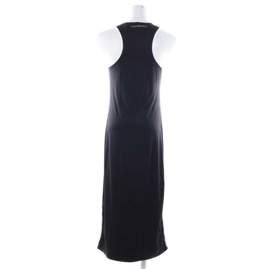 Kleid von Twin Set Lingerie in Schwarz und Weiß Gr. M