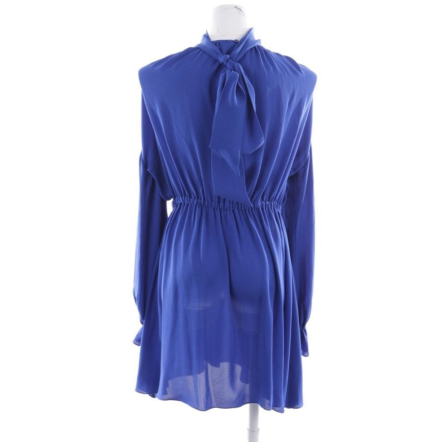 Seidenkleid von Valentino in Blau Gr. 36 IT 42 - Neu