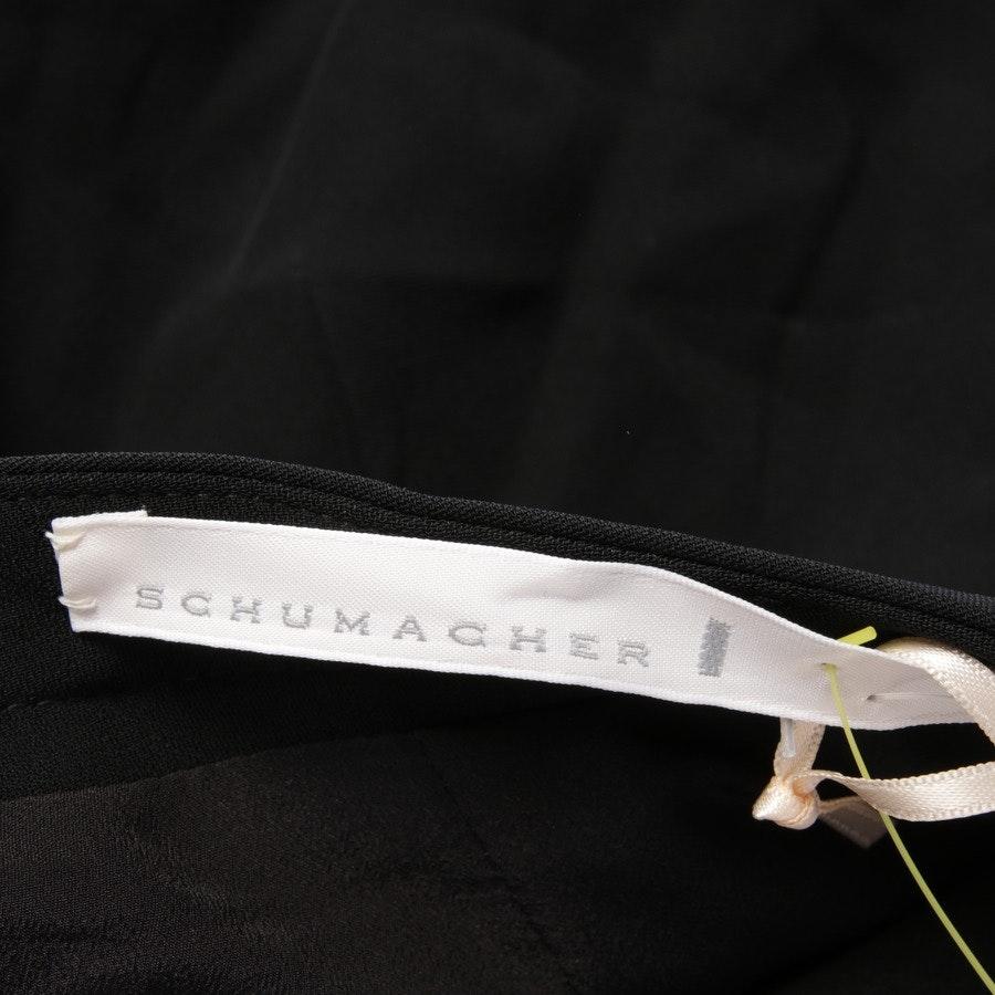 Rock von Schumacher in Schwarz Gr. 40 // 4 - Neu