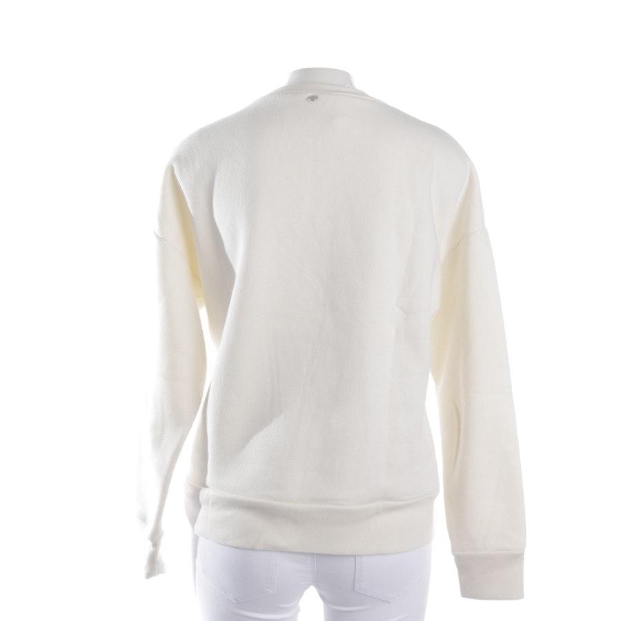 Sweatshirt von Rich & Royal in Cremeweiß und Multicolor Gr. S