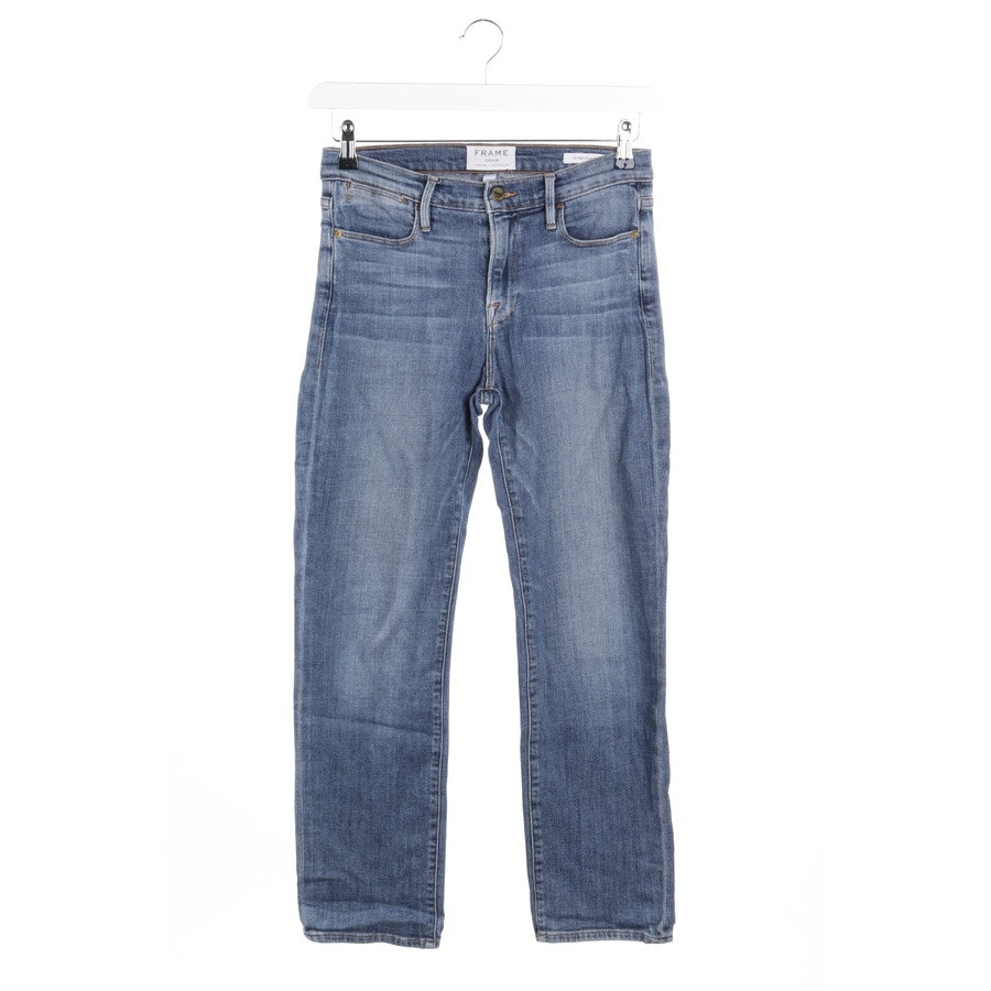 jeans from Frame in blue size W26 - le high straight