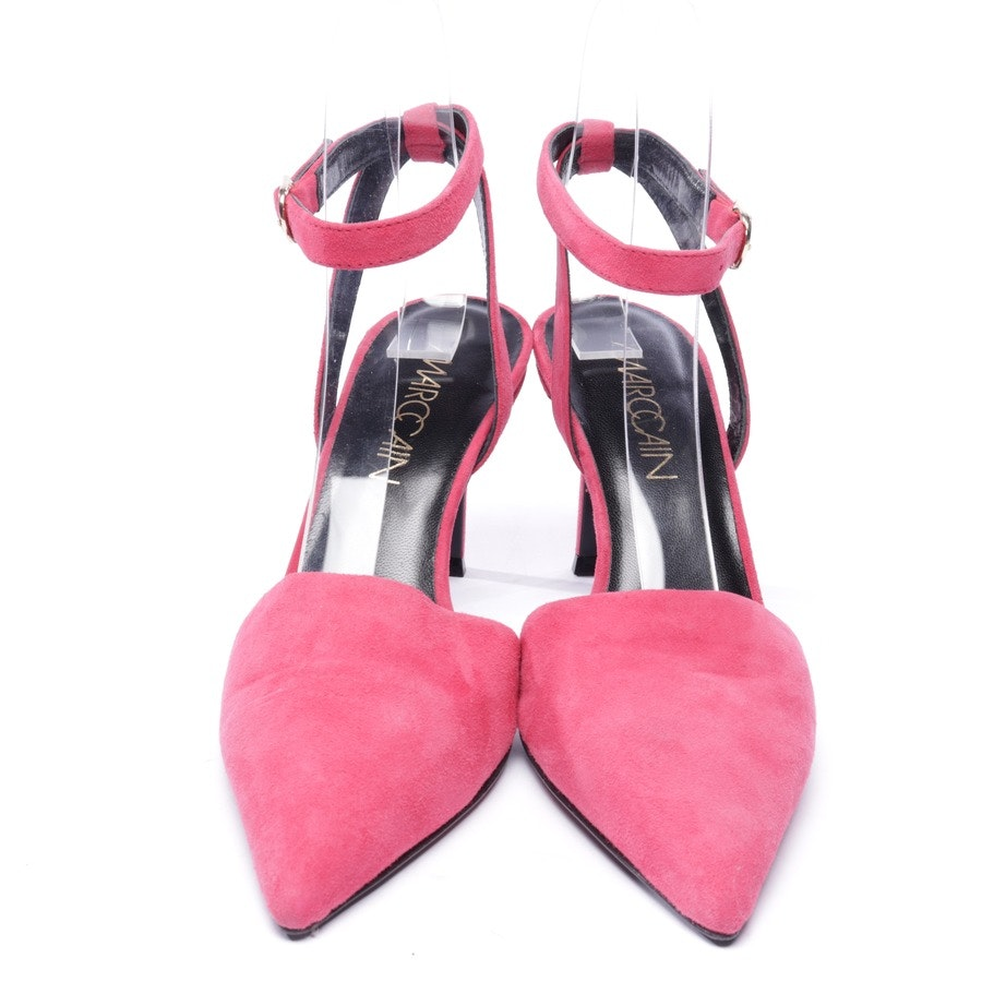 heeled sandals from Marc Cain in fuchsia size EUR 36