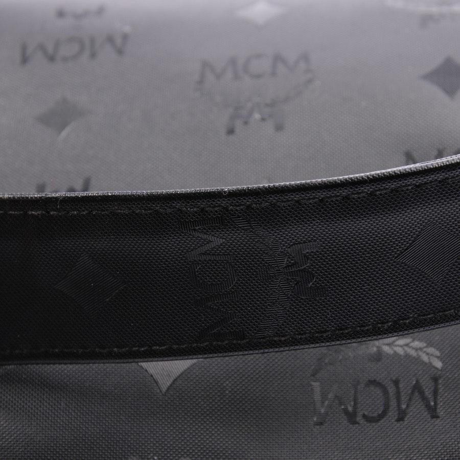 Schultertasche von MCM Vintage in Schwarz