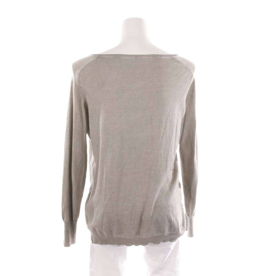knitwear from GC Fontana in mud and white size 38