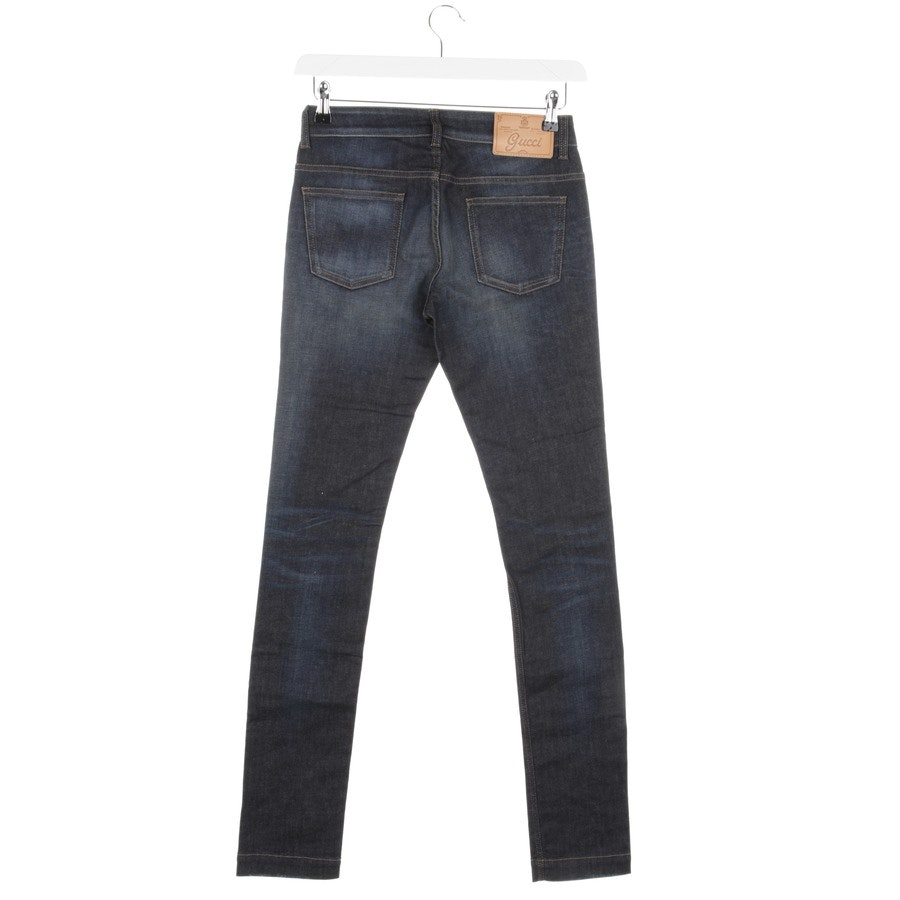 Jeans von Gucci in Dunkelblau Gr. 32 IT 38