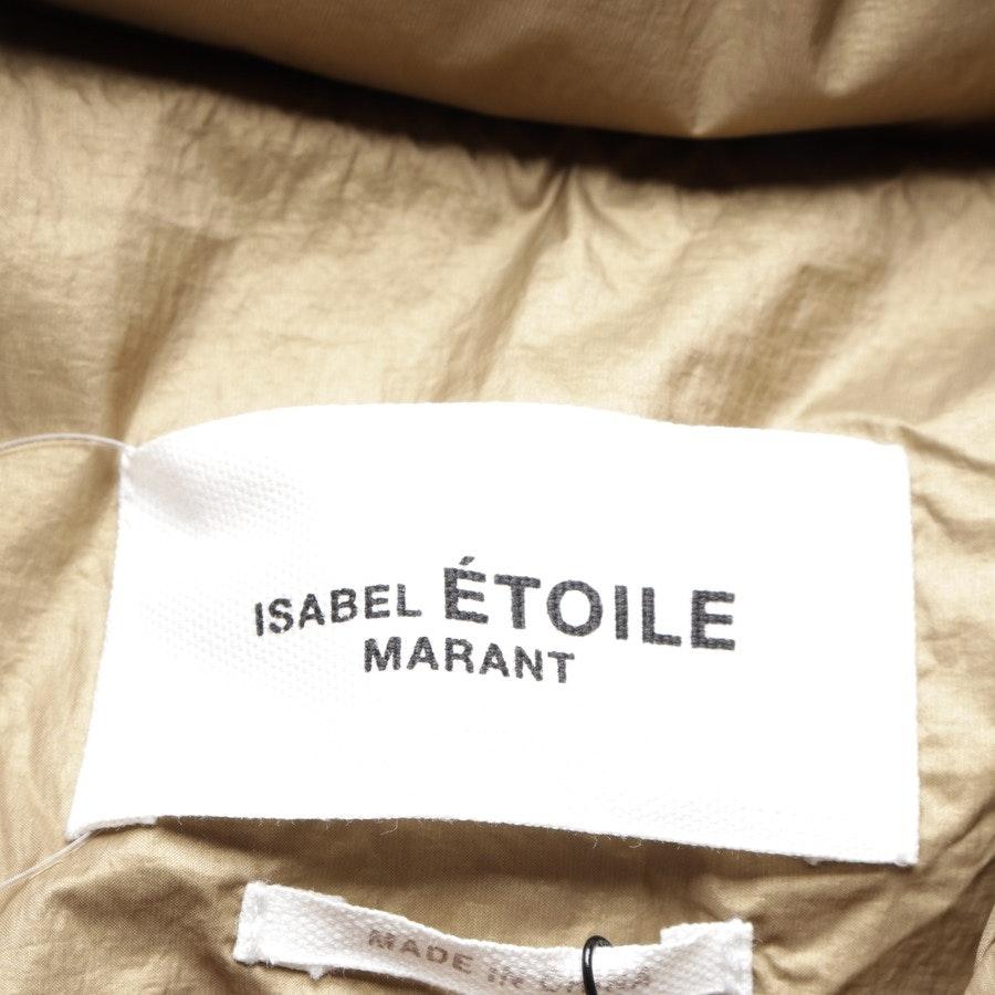 Winterjacke von Isabel Marant Étoile in Olivgrün Gr. 34 FR 36 - Neu