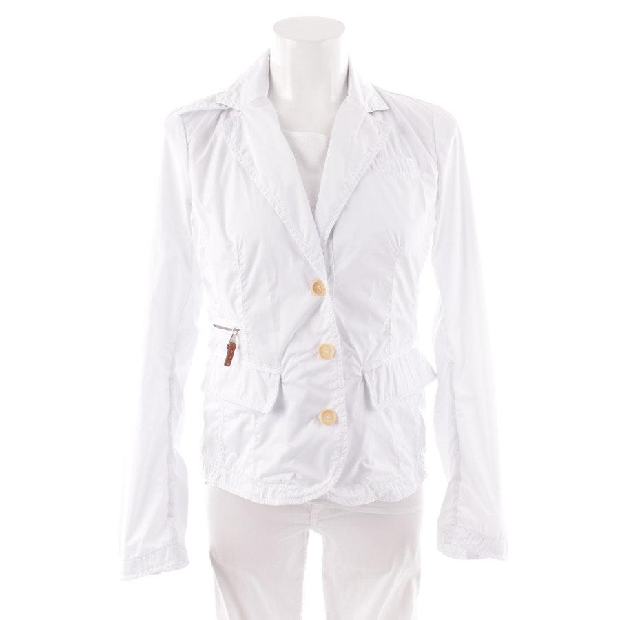 jacket from Mabrun in white size DE 36 IT 42