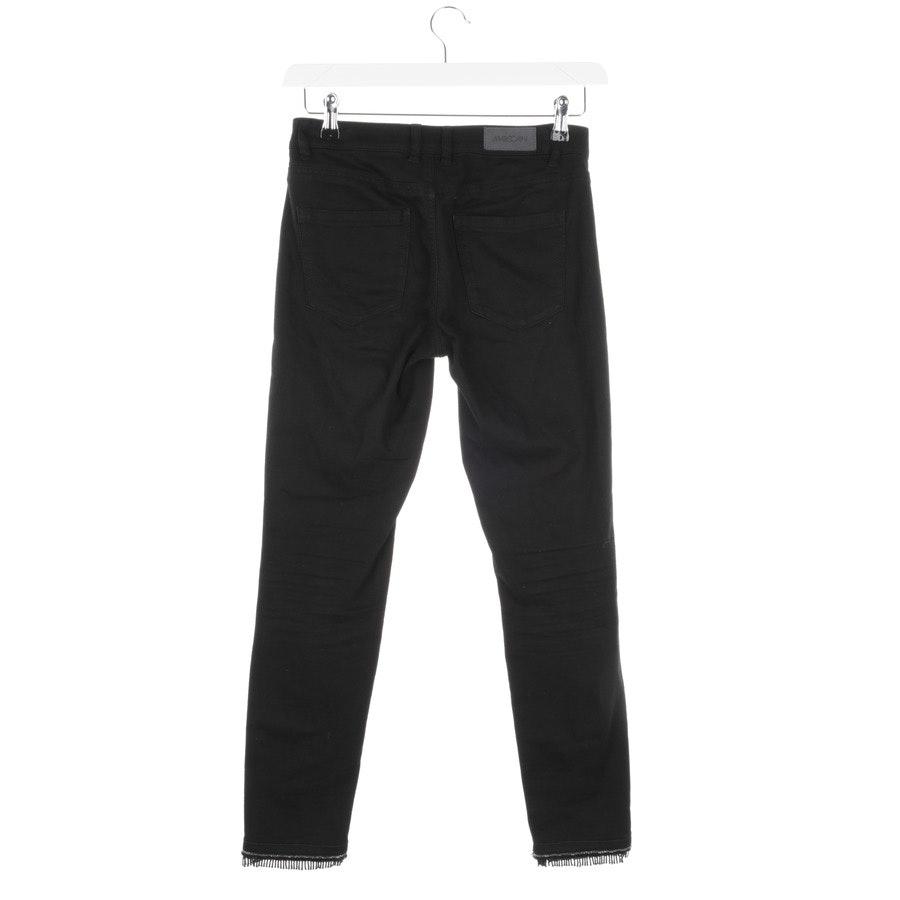 Jeans von Marc Cain in Schwarz Gr. 34