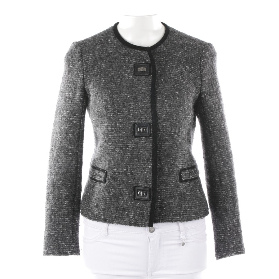 blazer from Isabel Marant in anthracite and white size 38 FR 40