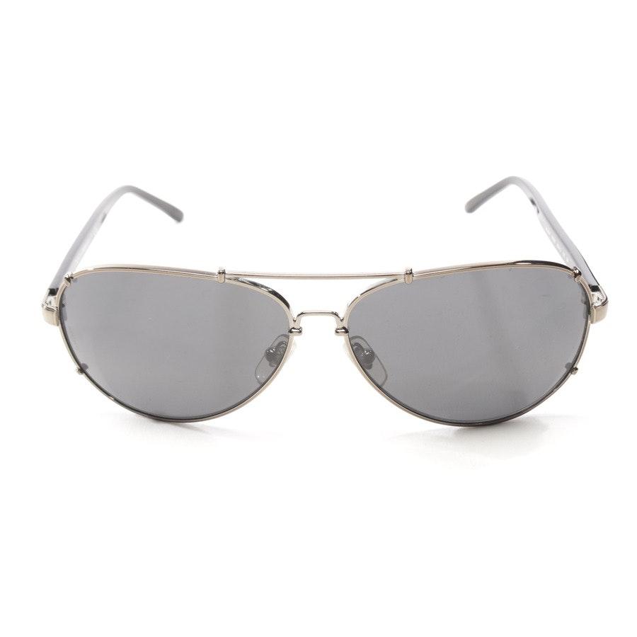 Sonnenbrille von Dolce & Gabbana in Silber und Schwarz - DD 6047