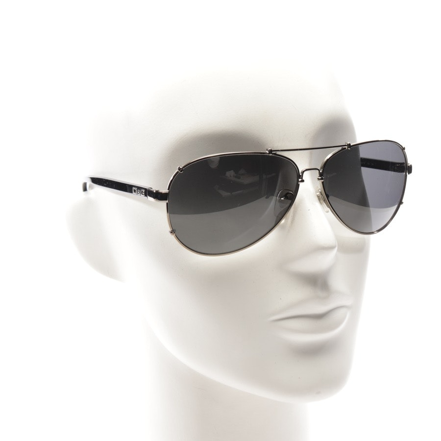 sunglasses from Dolce & Gabbana in silver and black - dd 6047