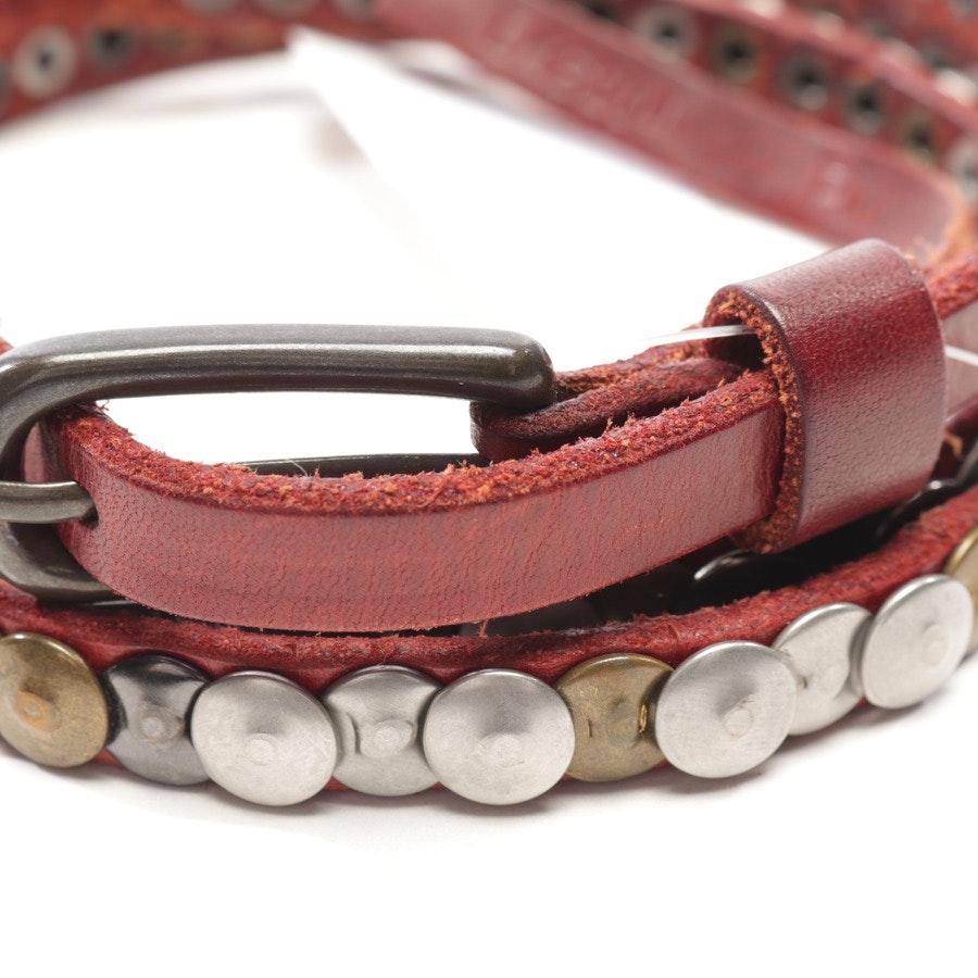 belt from Liebeskind Berlin in red size 95 cm