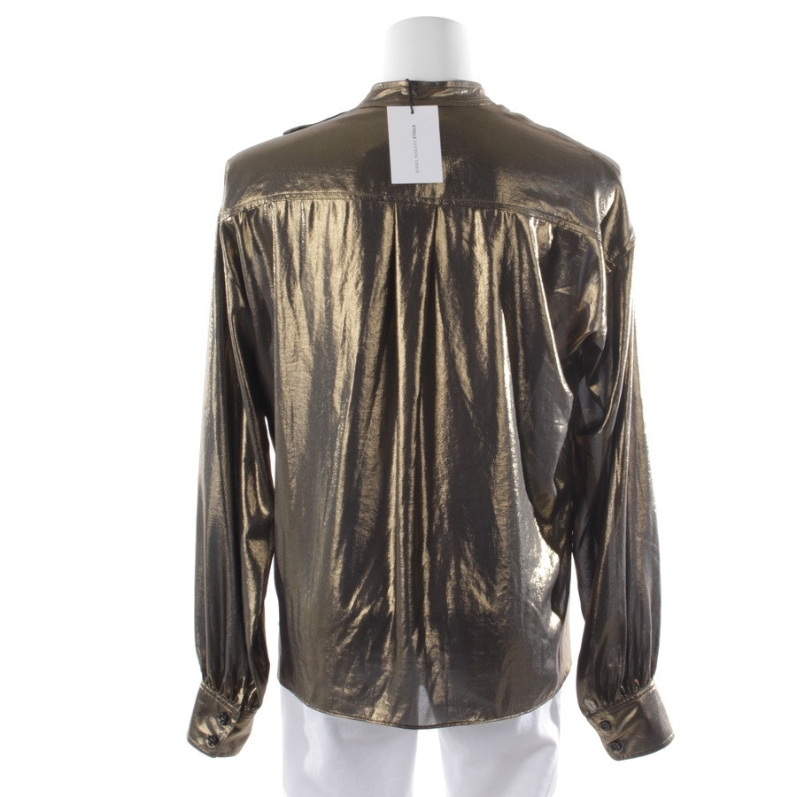 Bluse von Isabel Marant Étoile in Gold Gr. 38 FR 40 - NEU mit Etikett