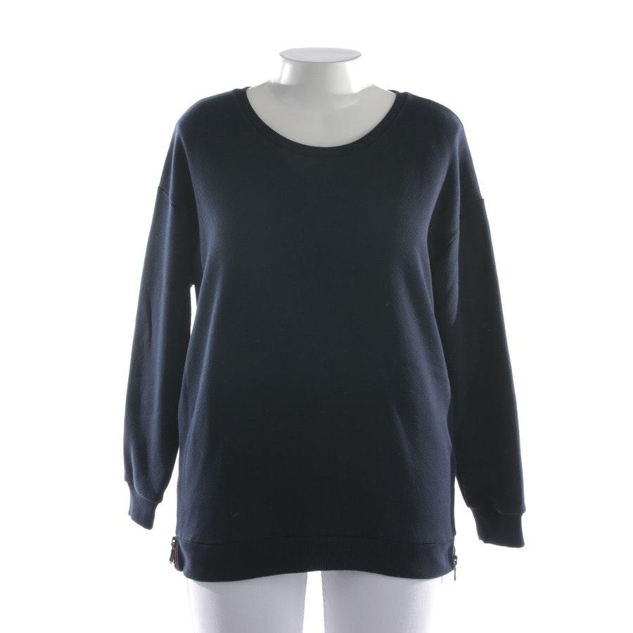 Sweatshirt von Roqa in Dunkelblau Gr. L