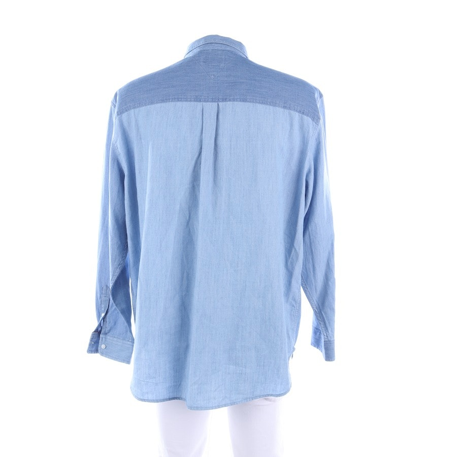 casual shirt from Tommy Jeans in blue size L
