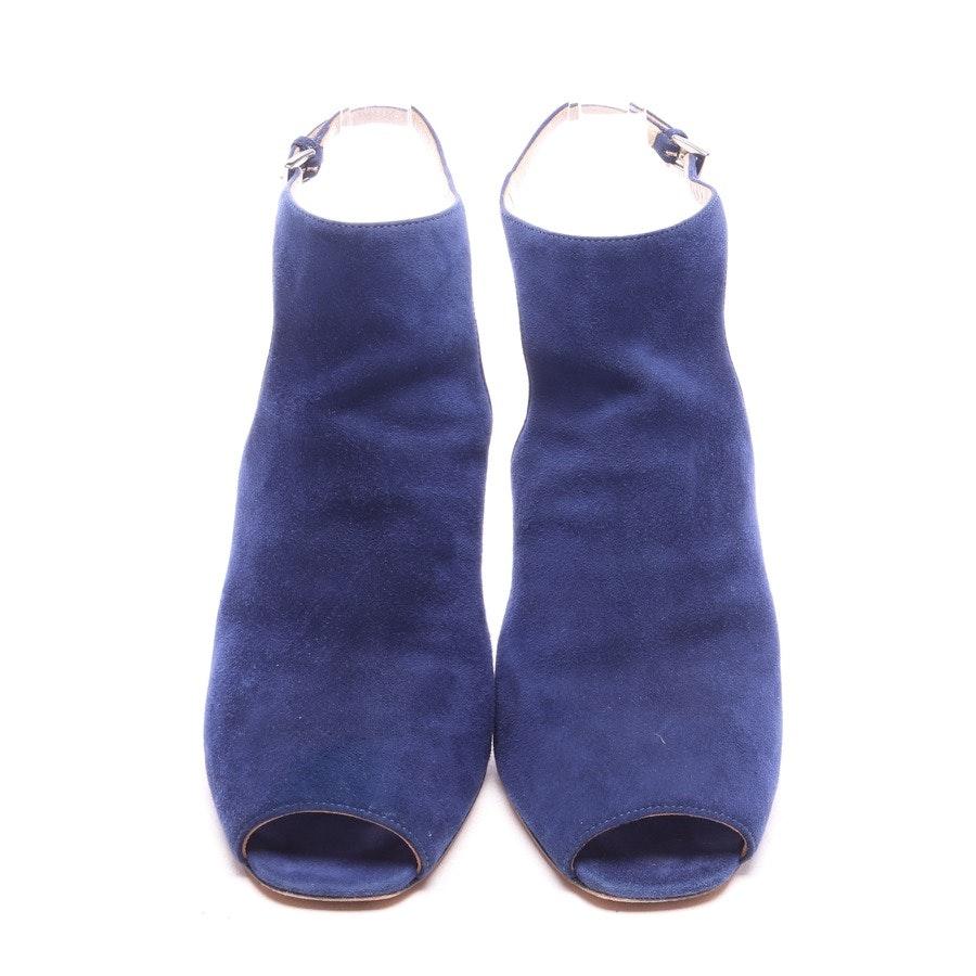 Sandaletten von Prada in Blau Gr. EUR 39