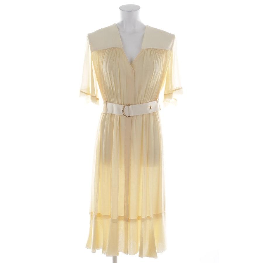 Kleid von Chloé in Pastellgelb Gr. 36 FR 38 - Neu