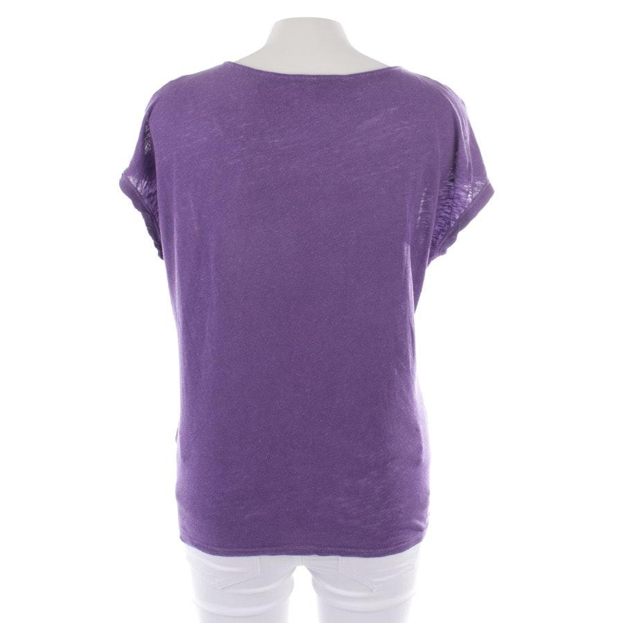 T-Shirt von Patrizia Pepe in Lila Gr. 34 / 1
