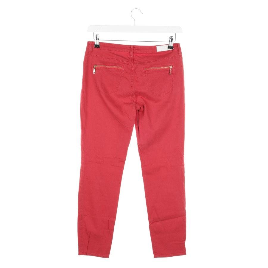 Jeans von Hugo Boss Black Label in Rot Gr. W28 - slim leg