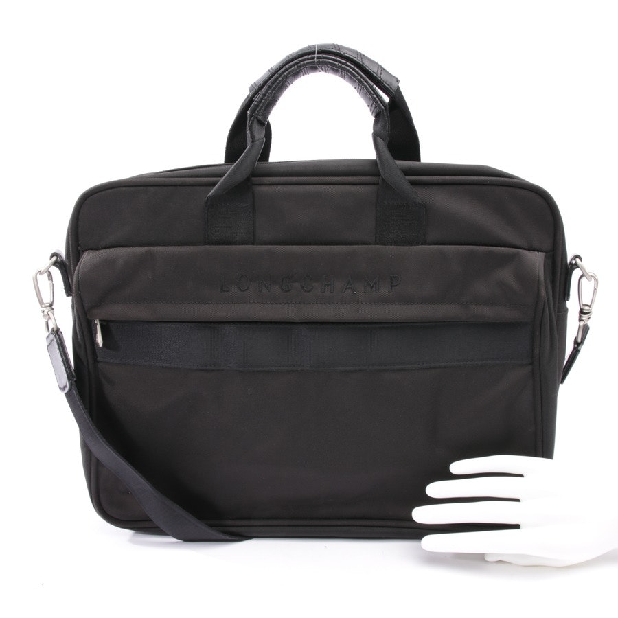 handbag from Longchamp in black