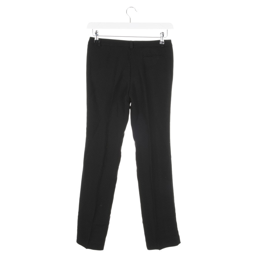 trousers from Emporio Armani in black and white size 32 IT38