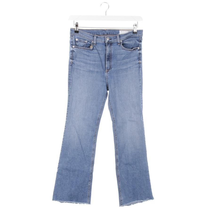 Jeans von Rag & Bone in Blau Gr. W31