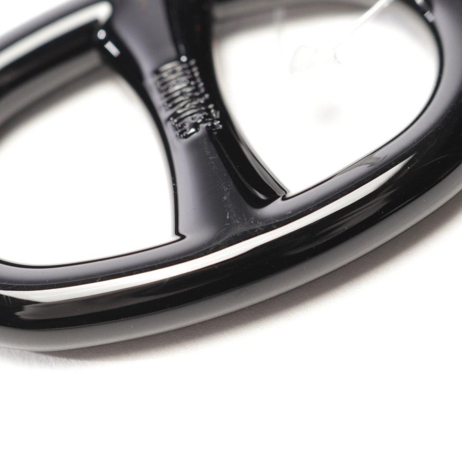 Tuchring von Hermès in Schwarz