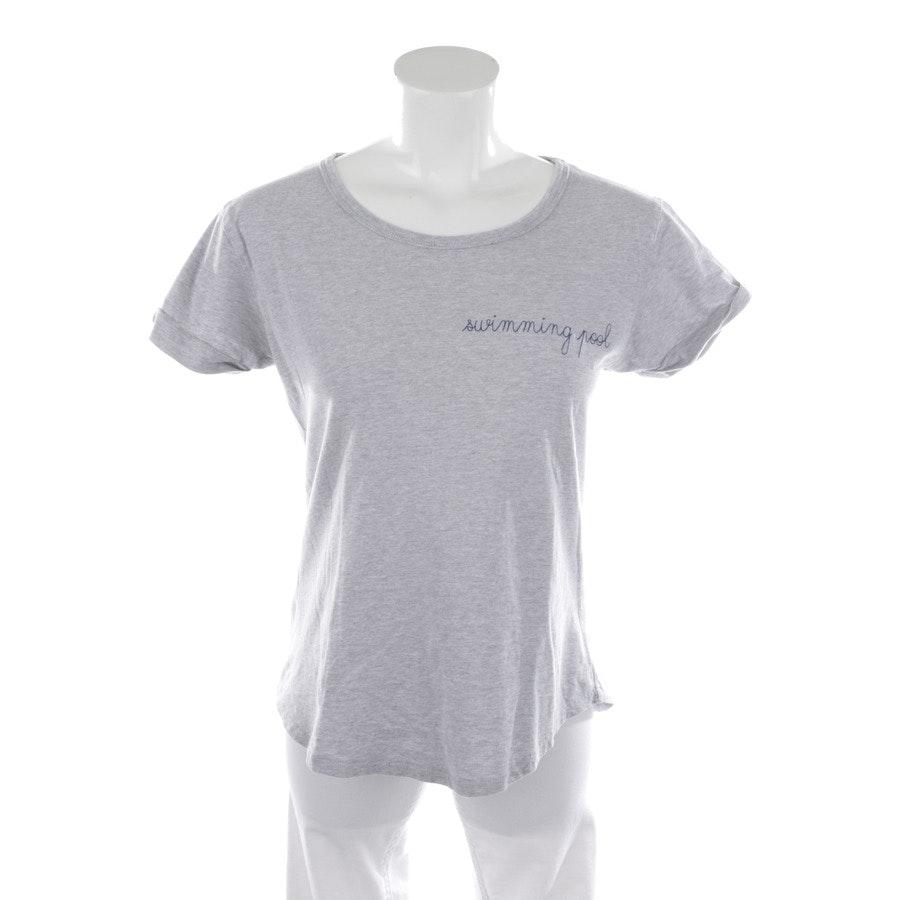 Shirt von Maison Labiche in Grau meliert Gr. M