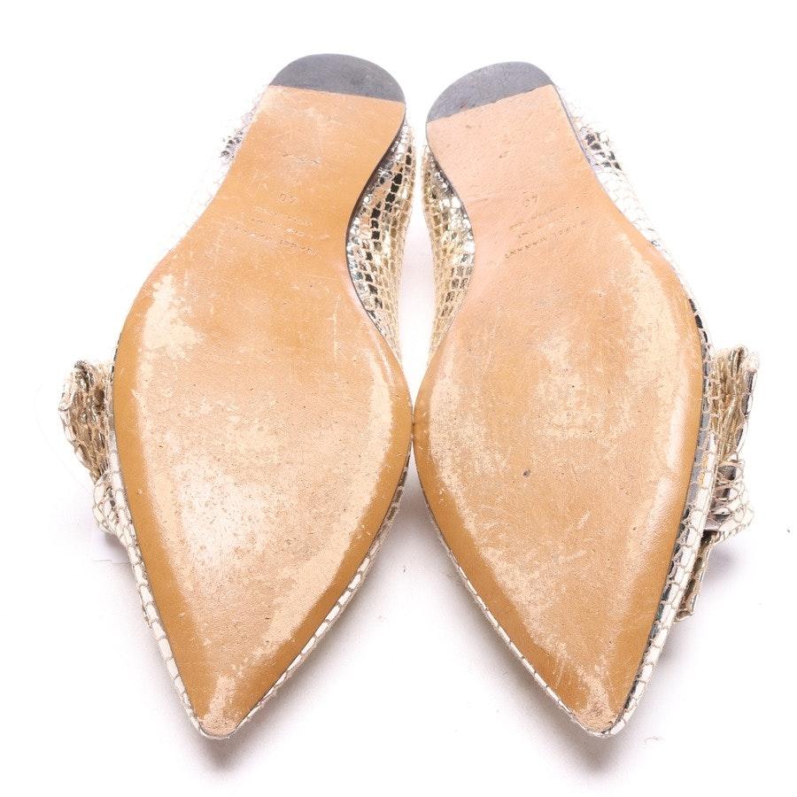 Ballerinas von Isabel Marant in Gold Gr. EUR 40