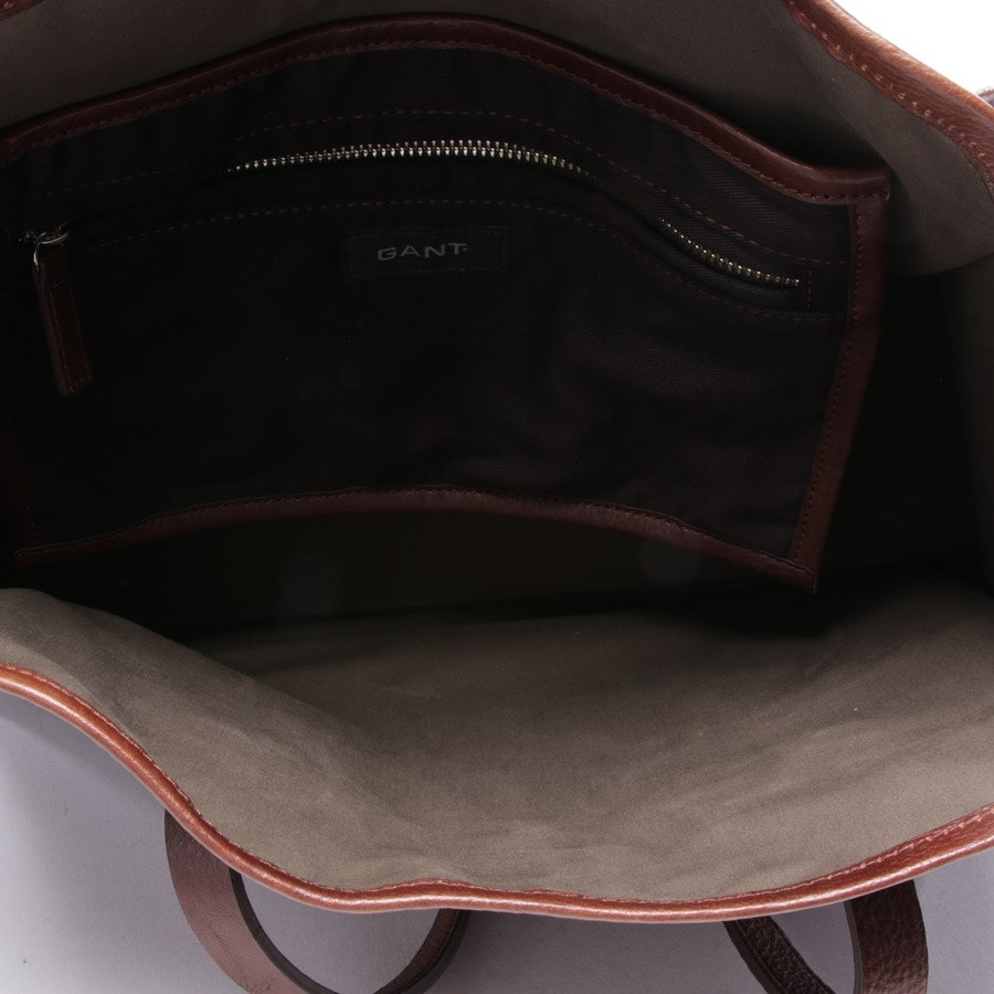 handbag from Gant in brown
