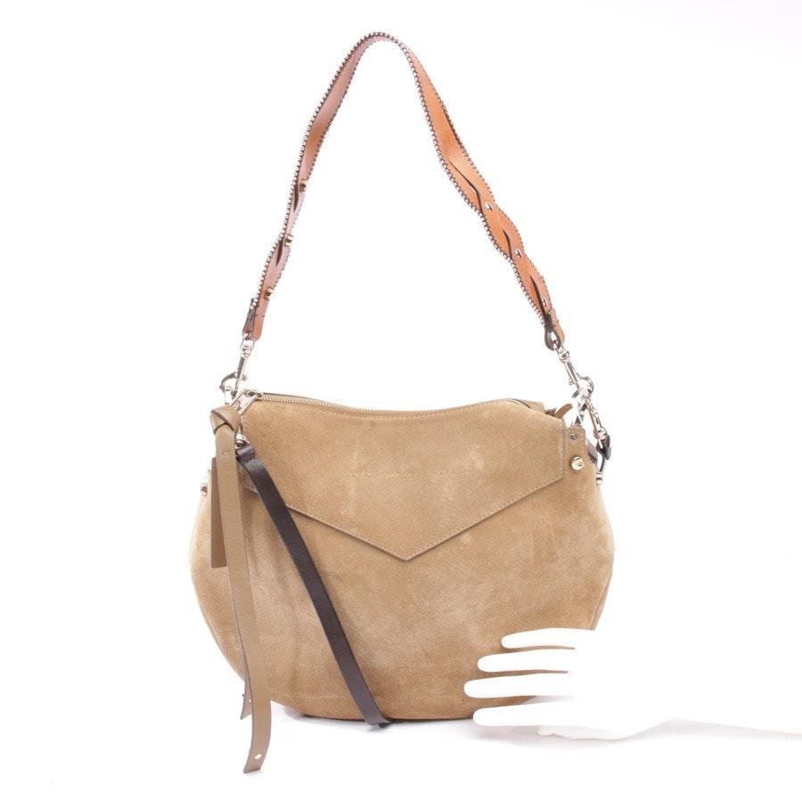 shoulder bag from Jimmy Choo in brown