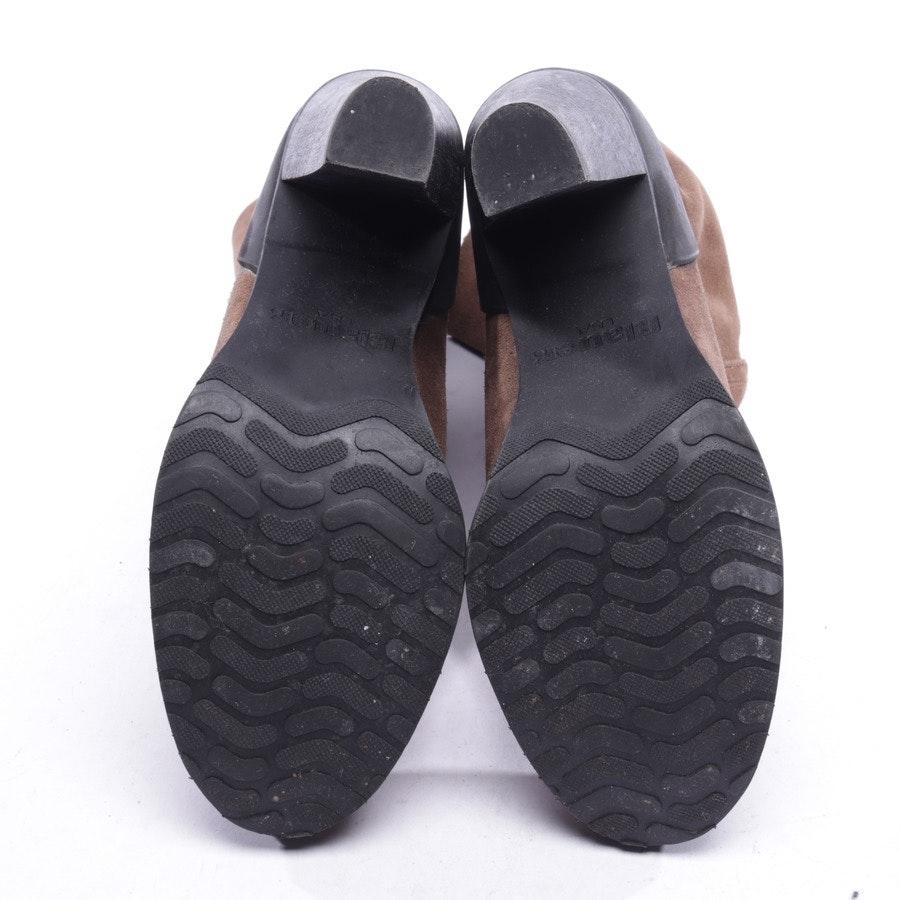 Stiefel von Blauer USA in Braun Gr. EUR 37