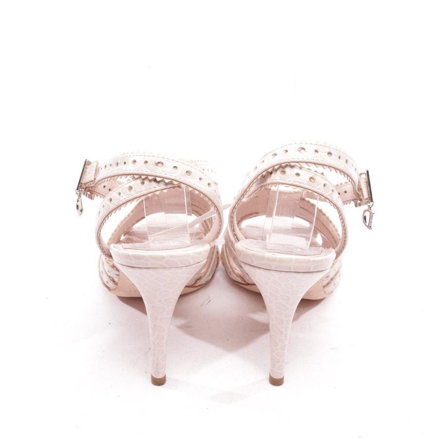 Sandaletten von Dior in Beige Gr. D 36,5