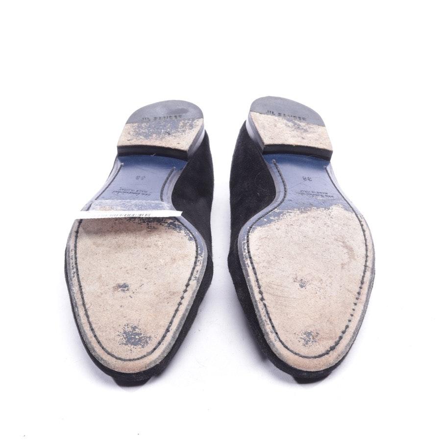 Loafer von Jil Sander in Schwarz Gr. EUR 38