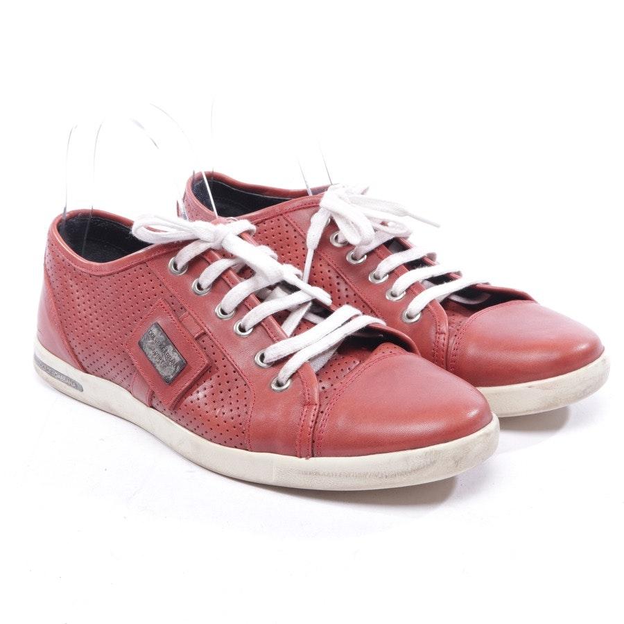 Sneaker von Dolce & Gabbana in Rotbraun Gr. EUR 40