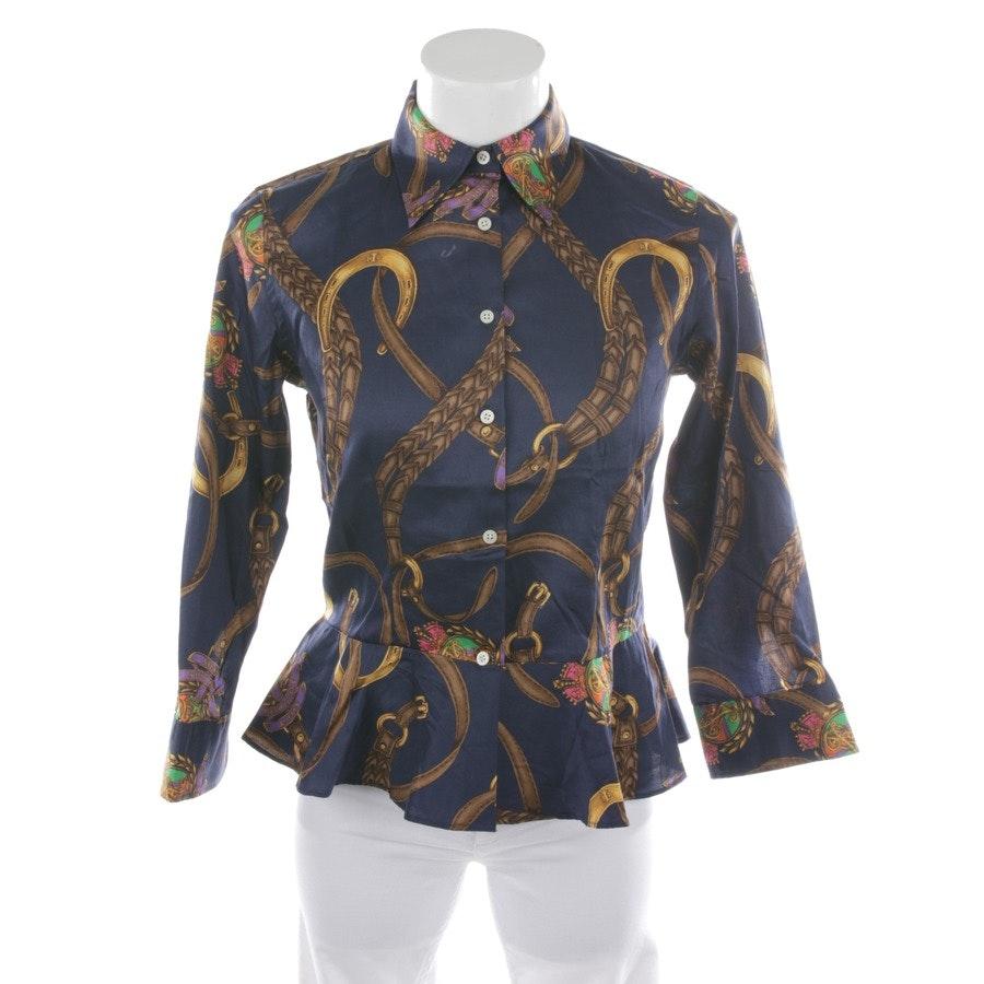 Bluse von Lauren Ralph Lauren in Multicolor Gr. 32 US 2