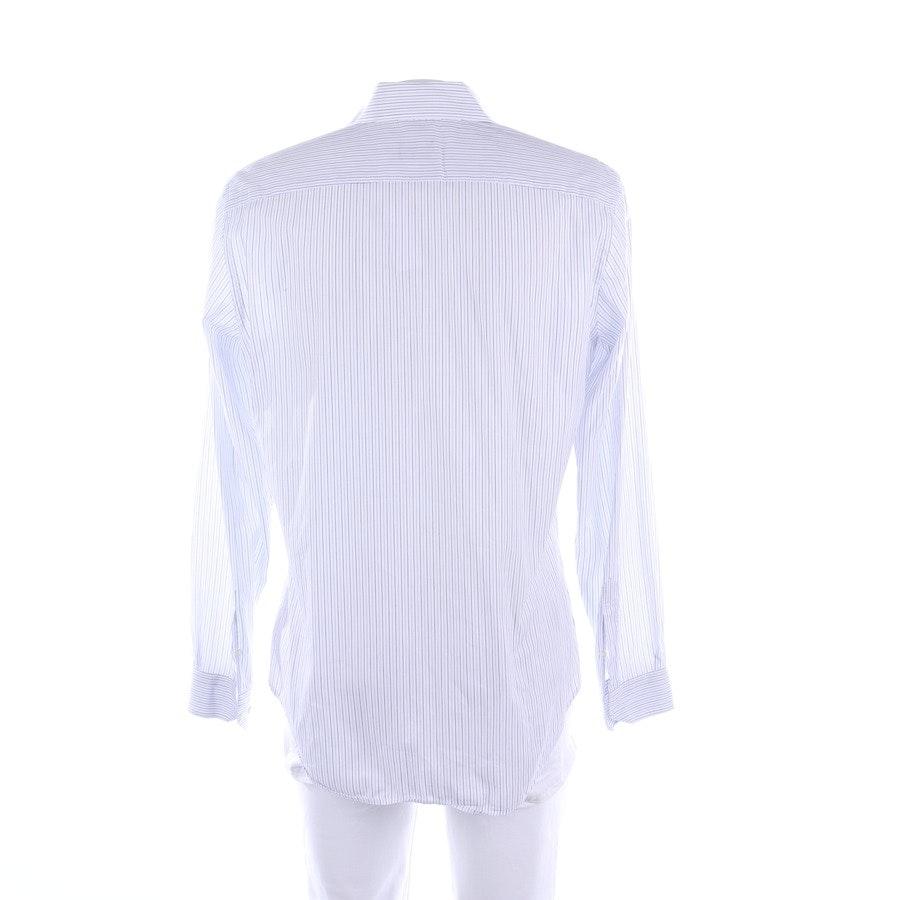 Hemd klassisch von Lacoste in Weiß und Mehrfarbig Gr. 40-41