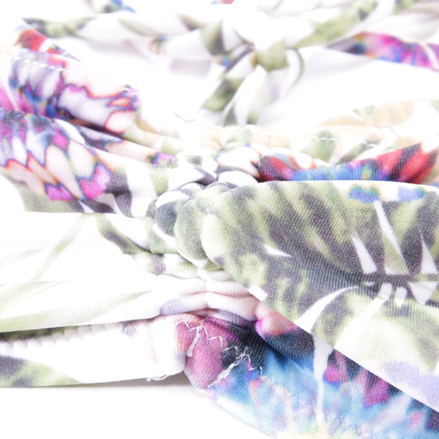 Bikini von John Galliano in Multicolor Gr. DE 38 / 3 - Neu