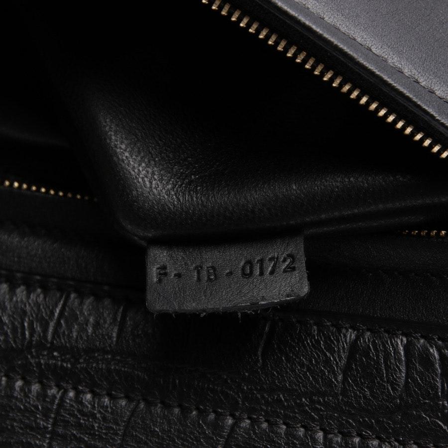 Handtasche von Céline in Schwarz - Trapeze Large