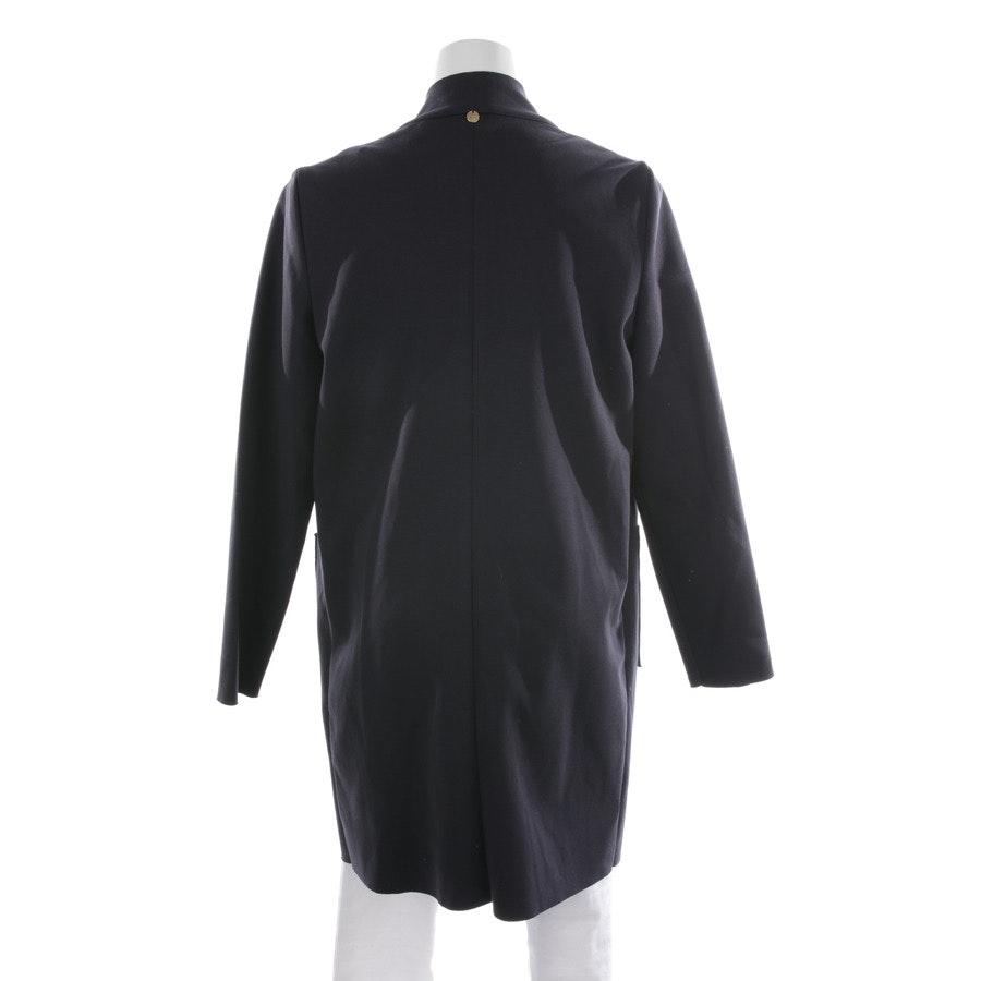 Mantel von Rich & Royal in Nachtblau und Mehrfarbig Gr. S