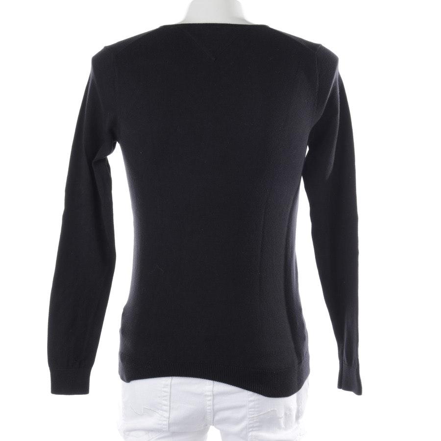 Pullover von Tommy Hilfiger Denim in Schwarz Gr. XS
